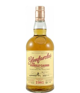 Glenfarclas 1981 - The Family Casks