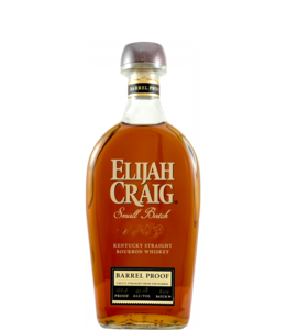 Elijah Craig 12-year-old - Small Batch 61.1%