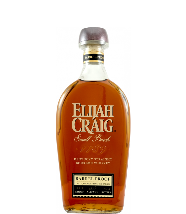 Elijah Craig Elijah Craig 12-year-old - Small Batch 61.1%