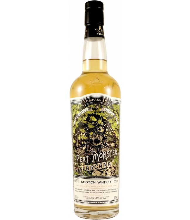 The Peat Monster 5th Edition CB Compass Box
