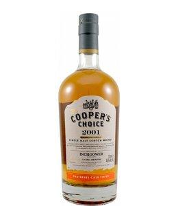 Inchgower 2001 The Vintage Malt Whisky Co Ltd.