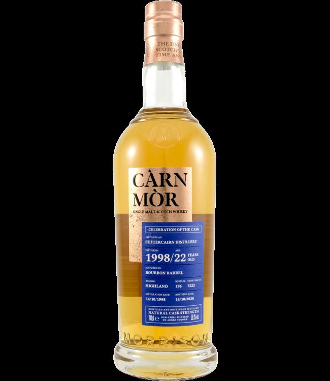 Fettercairn Fettercairn 1998 Morrison Scotch Whisky Distillers