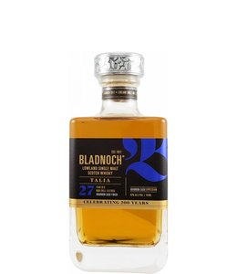 Bladnoch 27-year-old Talia