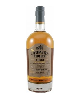 Cameronbridge 1992 The Vintage Malt Whisky Co Ltd.