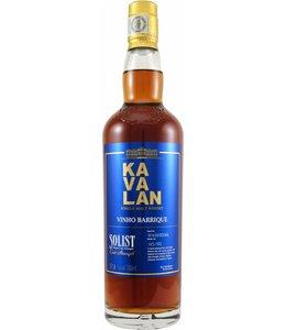 Kavalan Solist - Vinho Barrique W140611004A