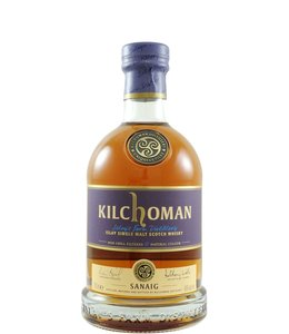 Kilchoman Sanaig - 05.03.2021