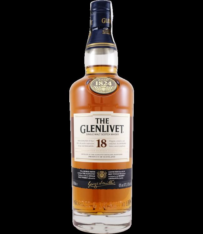 Glenlivet Glenlivet 18-year-old - 2015
