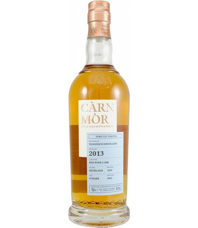 Teaninich Teaninich 2013 Morrison Scotch Whisky Distillers