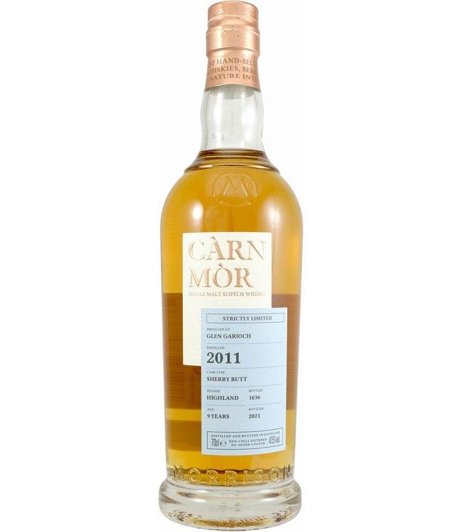 Glen Garioch Glen Garioch 2011 Morrison Scotch Whisky Distillers