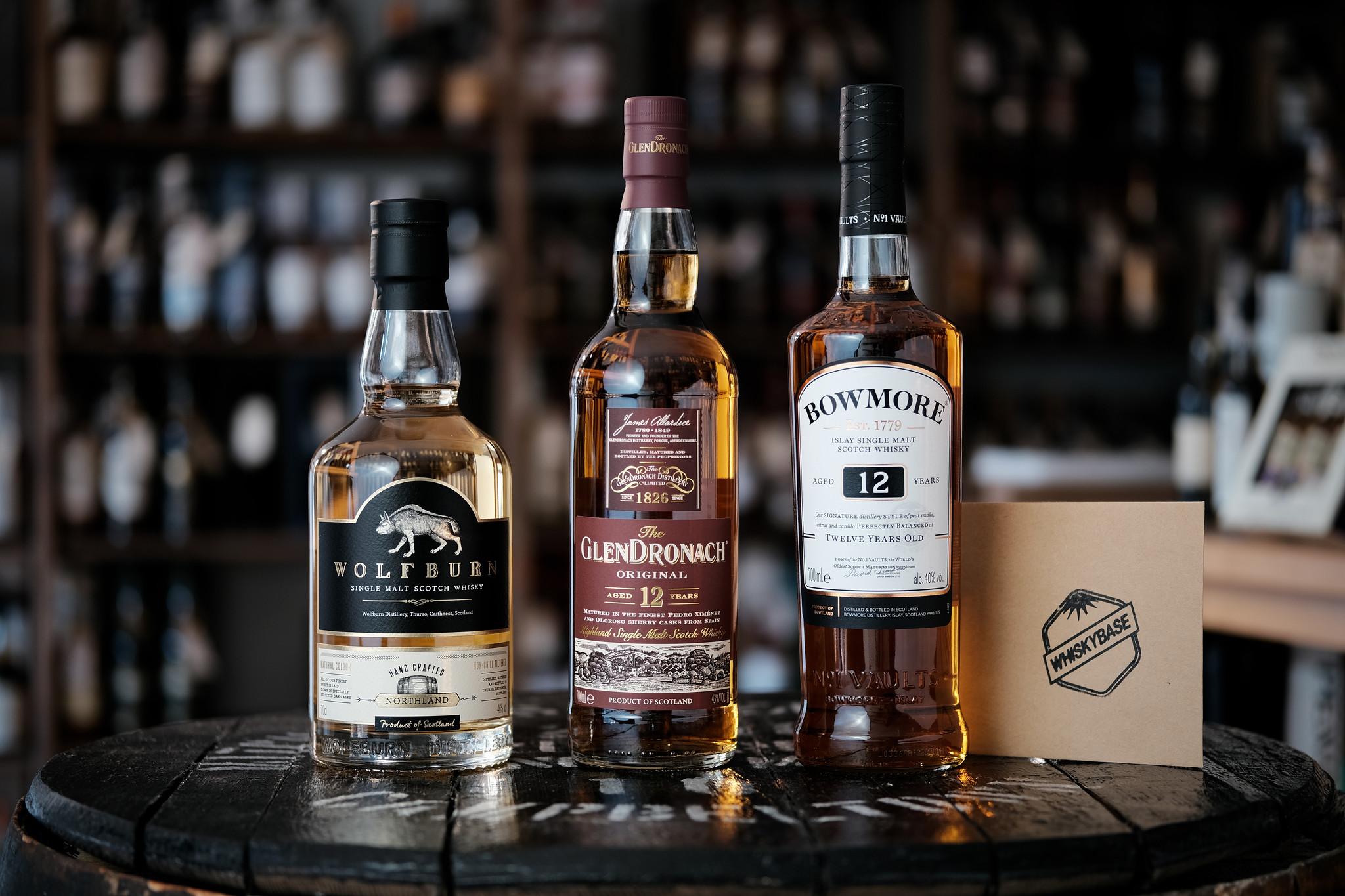 Scotch Single Malt Bundle
