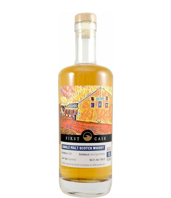 Glen Elgin Glen Elgin 2007 Whisky Import Nederland