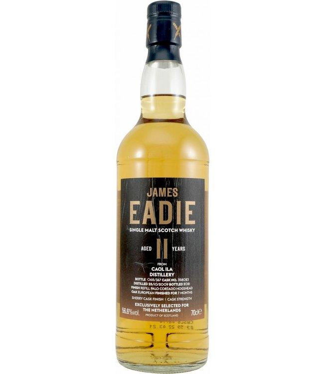 Caol Ila Caol Ila 2009 James Eadie - 56.6%