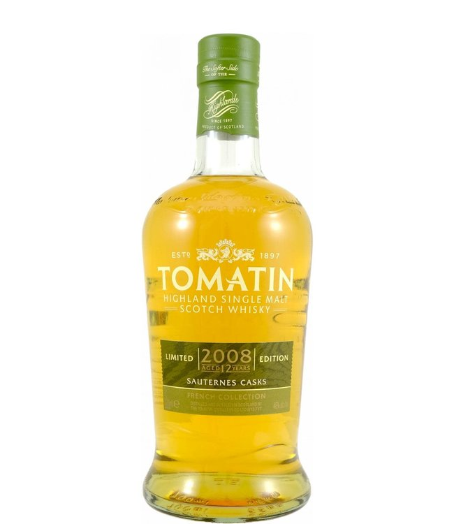 Tomatin Tomatin 2008