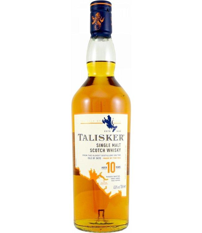 Talisker Talisker 10-year-old - New 2021 edition