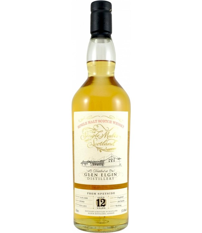 Glen Elgin Glen Elgin 2008 Elixir Distillers