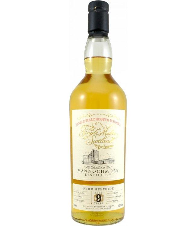 Mannochmore Mannochmore 2011 Elixir Distillers