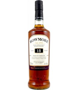 Bowmore 18-year-old Deep & Complex