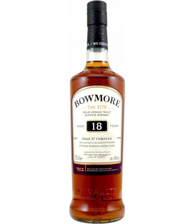 Bowmore Bowmore 18-year-old Deep & Complex
