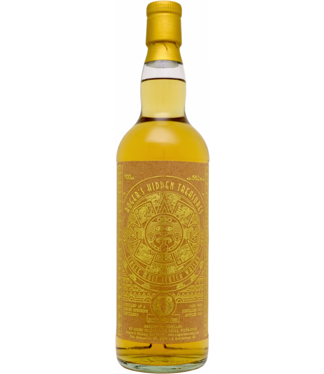 Secret Speyside Distillery 2013 Roger's Whisky Company