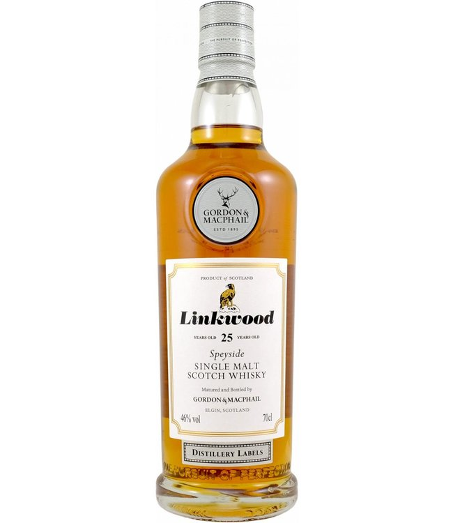 Linkwood Linkwood 25-year-old Gordon & MacPhail