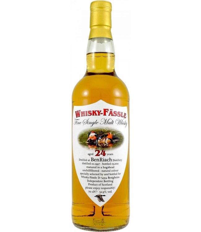 Benriach BenRiach 1997 Whisky-Fässle