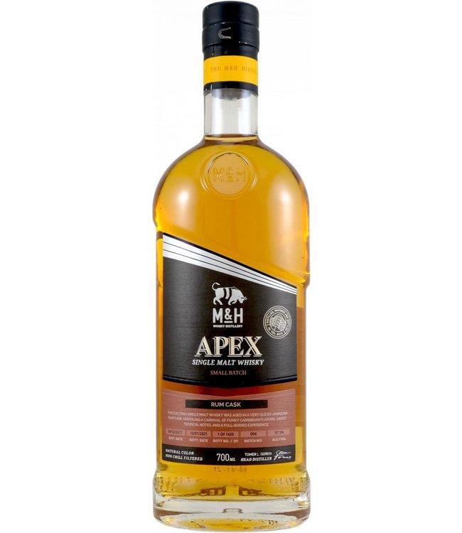 Milk & Honey Whisky Distillery Milk & Honey 2017 - APEX - Rum Cask