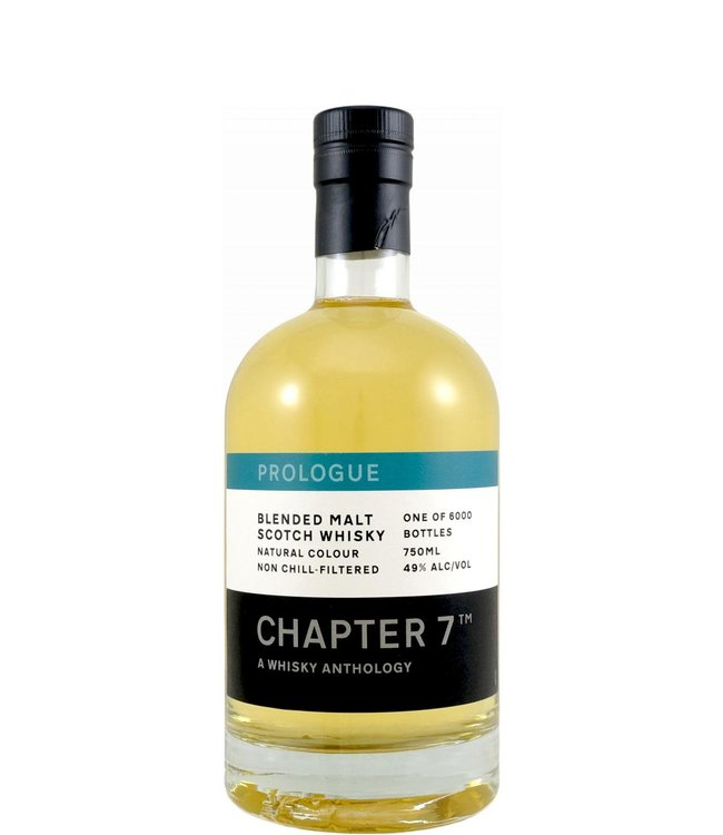 Blended Malt Scotch Whisky Prologue Chapter 7