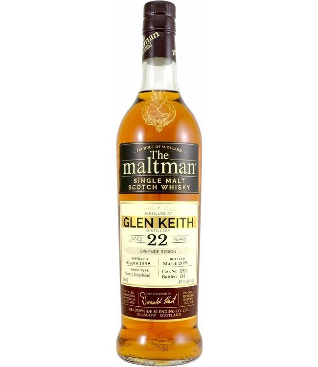 Glen Keith Glen Keith 1998 Meadowside Blending