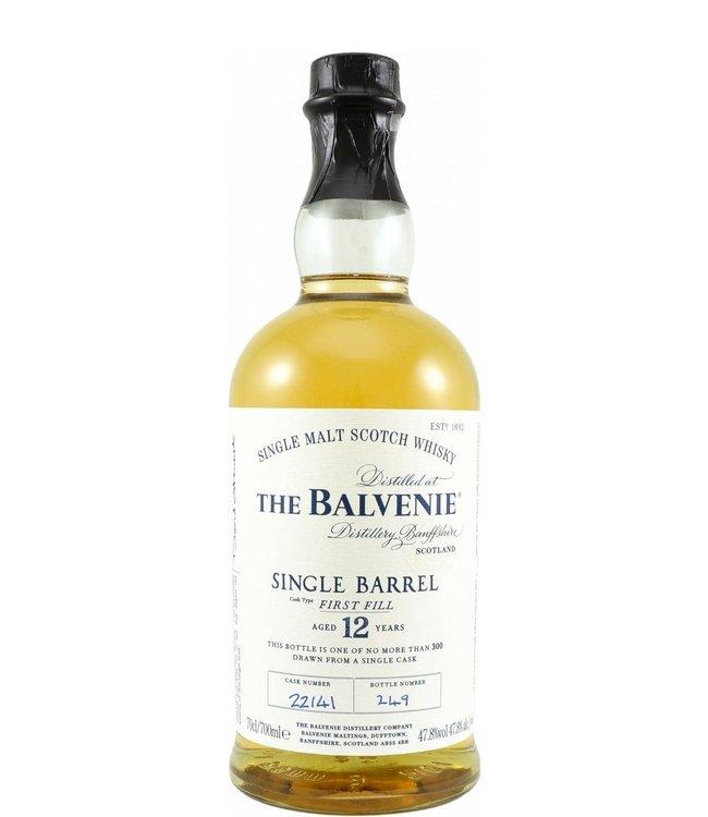 Balvenie Balvenie 12-year-old - Singel Barrel 22141