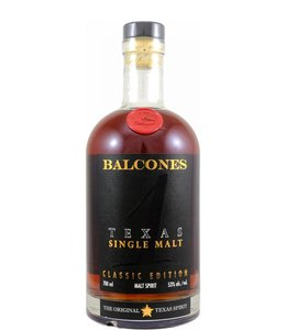 Balcones Texas Single Malt Whisky '1'  - SM 20-2
