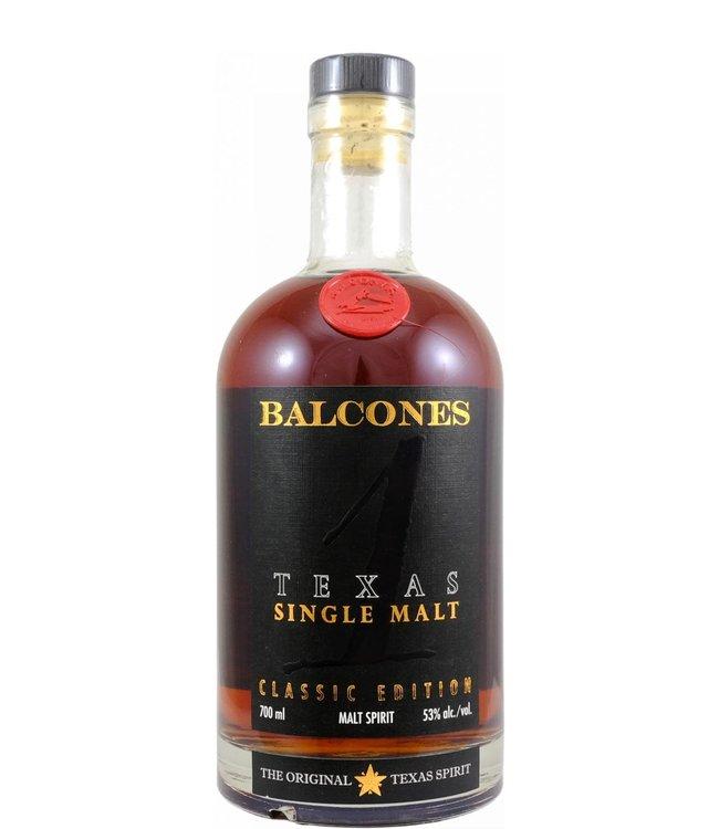Balcones Balcones Texas Single Malt Whisky '1'  - SM 20-2