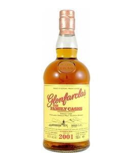 Glenfarclas 2001 - The Family Casks