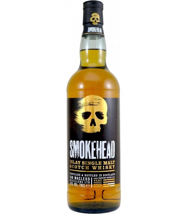 Smokehead Smokehead Islay Single Malt Ian Macleod