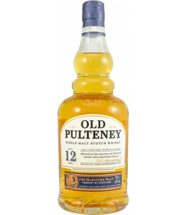 Old Pulteney Old Pulteney 12-year-old