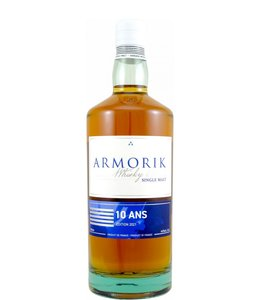 Armorik 10-year-old - 2021