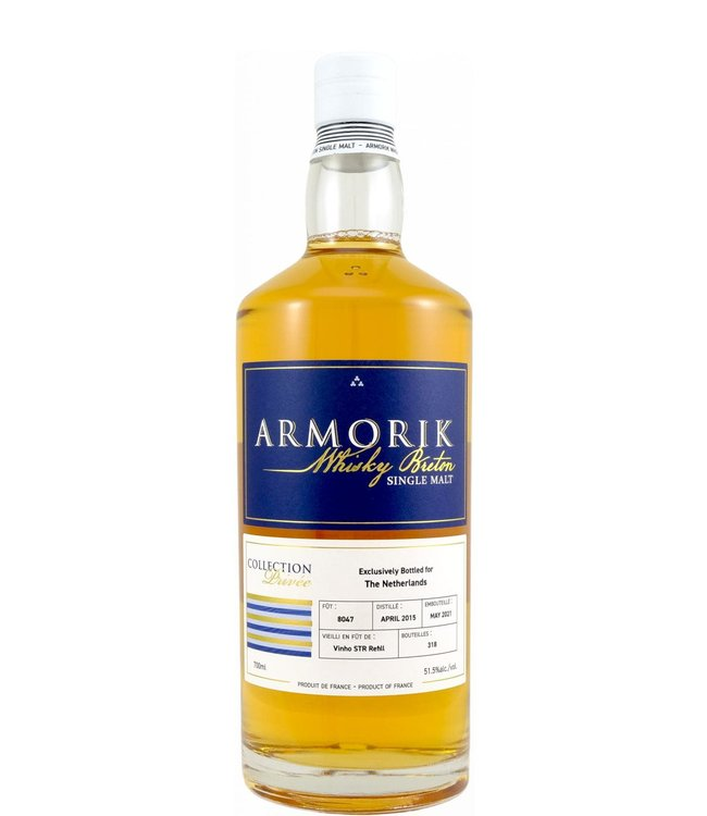 Armorik Armorik 2015 Single Cask For The Netherlands