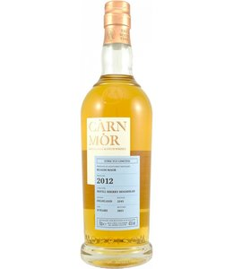 Ruadh Maor 2012 Morrison Scotch Whisky Distillers
