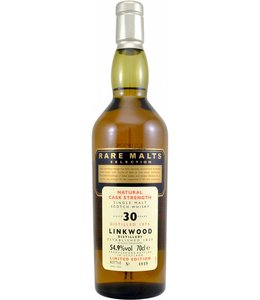 Linkwood 1974 Rare Malts - Bottle 4949 - no box
