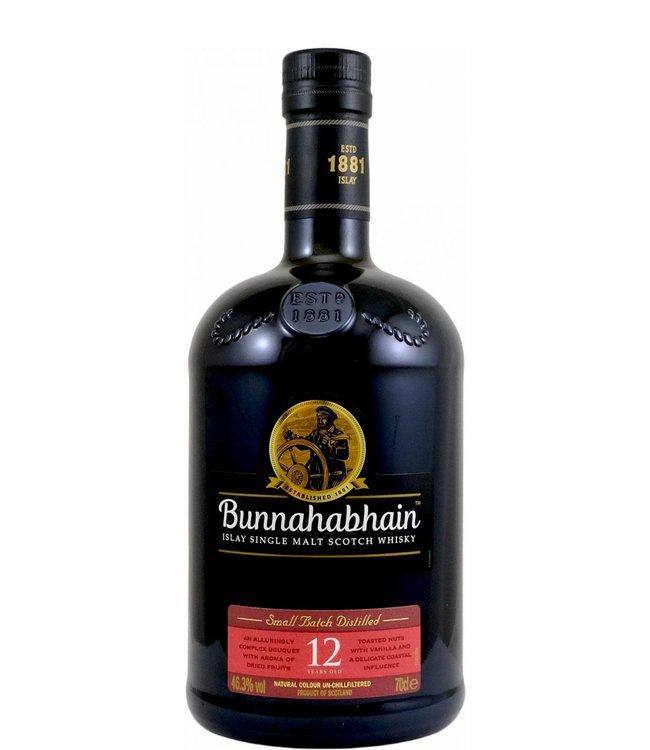 Bunnahabhain Bunnahabhain 12-year-old - 2021 edition