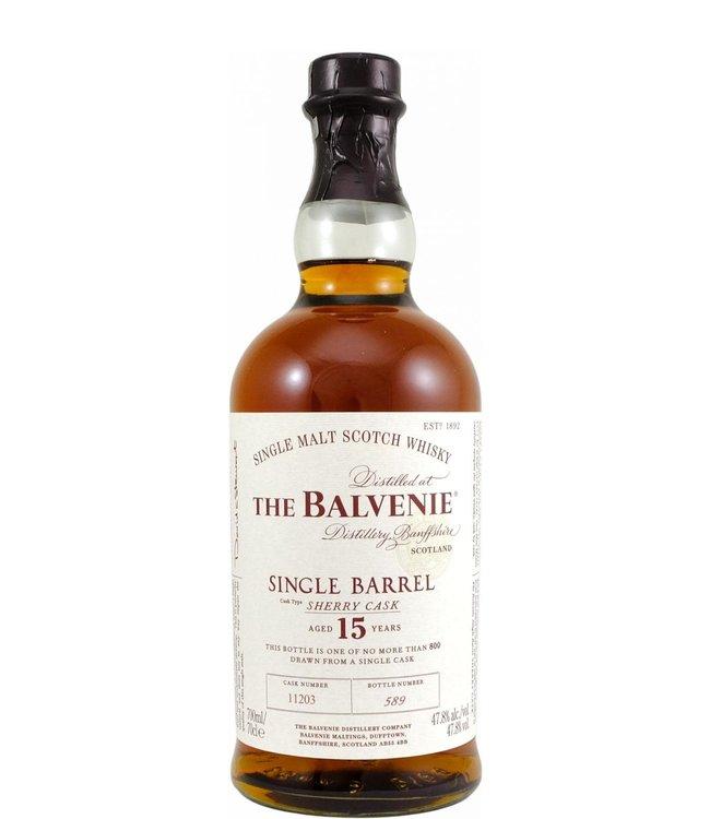 Balvenie Balvenie 15-year-old - Single Barrel 11203