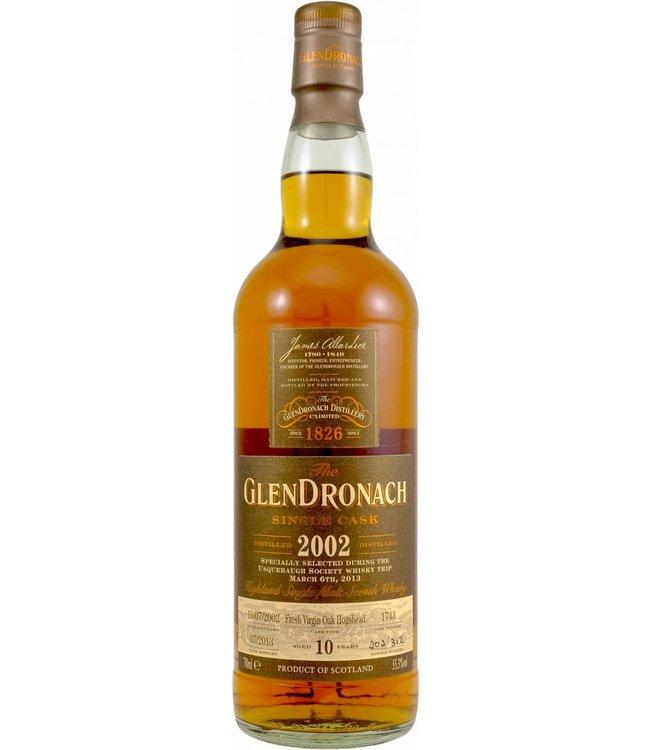 Glendronach Glendronach 2002 - Cask 1743