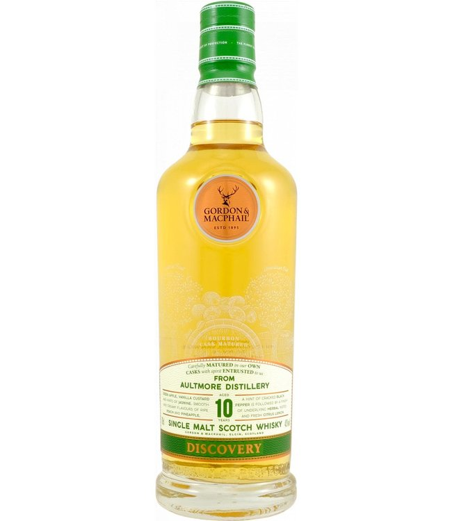 Aultmore Aultmore 10-year-old Gordon & MacPhail