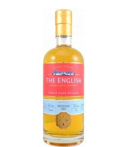 The English Whisky 2008 Single Cask American Oak
