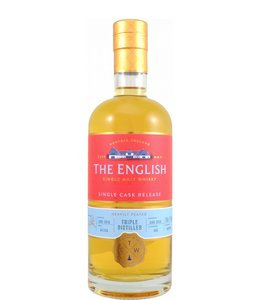 The English Whisky 2010 Triple Distilled Peated