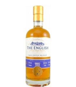 The English Whisky 2012 Peated Virgin Oak Cask