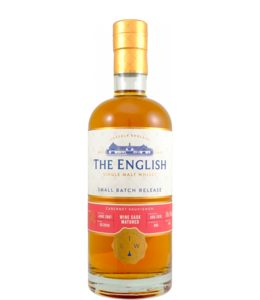 The English Whisky 2007 Wine Cask Matured