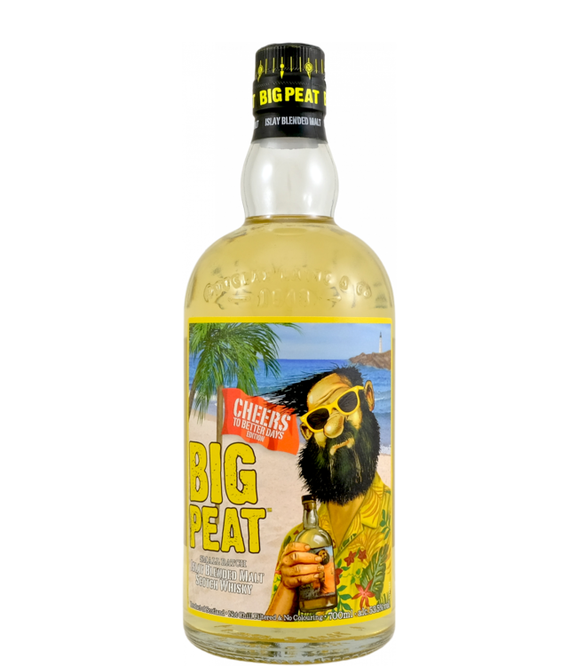 Big Peat Big Peat - Cheers To Better Days Edition Douglas Laing