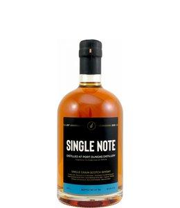 Port Dundas 2009 Single Note