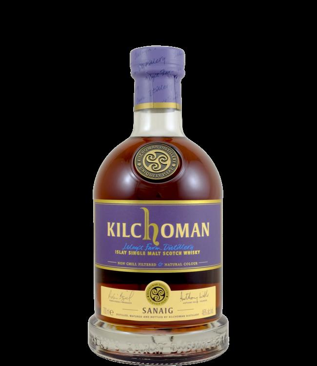 Kilchoman Kilchoman Sanaig - 21/86