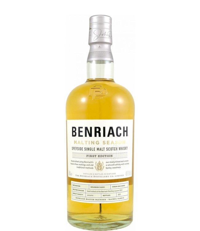 Benriach BenRiach Malting Season - First Edition